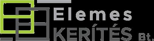 Elemes-Kerítés Bt. Logo